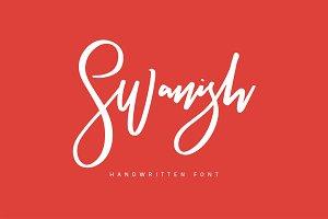 Swanish Font - 50% OFF