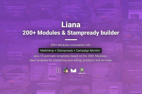 Liana 200 Modules