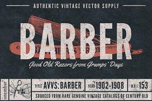 AVVS: Barber