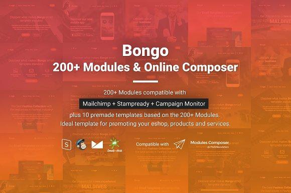 Bongo 200 Modules