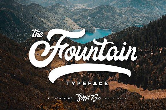Fountain Type