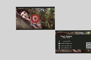 Strivcphtlgbc Business Card Template