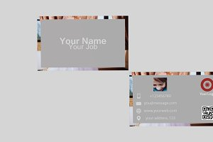 Phtbrfrmbc Business Card Template