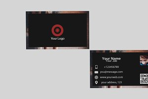 Phtbrfrmbclg Business Card Template