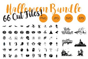 Halloween Bundle SVG Files