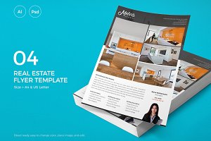 Real Estate Flyer - 04