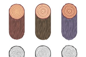 Tree rings saw