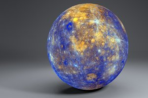 Mercury 11k Globe