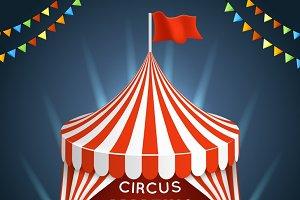 Funfair circus