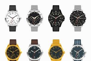 Vector watch set