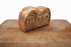 Full grain bread