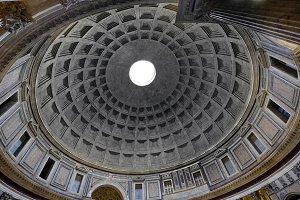 Roman dome.