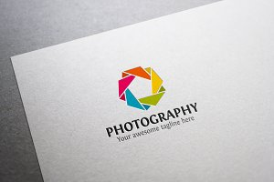 Photography V3 Logo