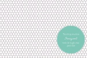 Honeycomb PSDs