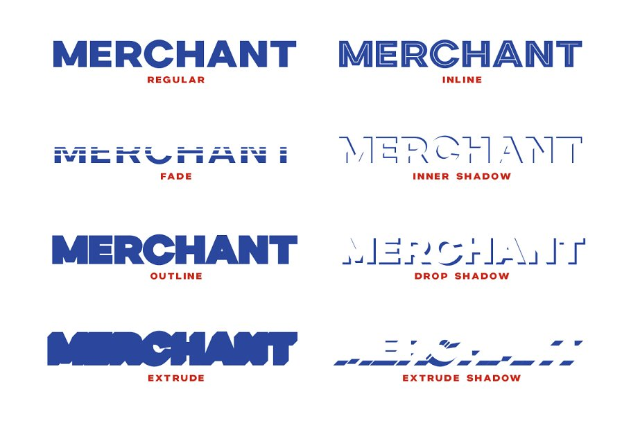 Merchant Street Sans in Sans-Serif Fonts - product preview 1