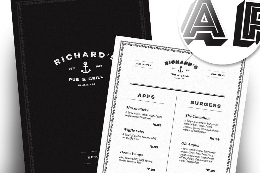 Merchant Street Sans in Sans-Serif Fonts - product preview 4