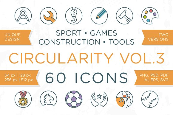 Circularity Icons Volume 3