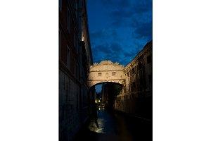 Bridge Of Sighs At Dawn