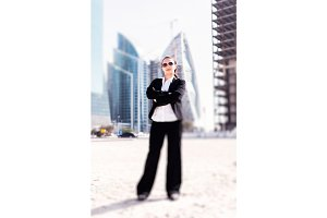Businesswoman In Dubai