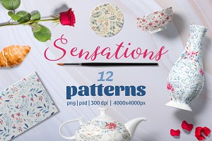 Sensations - pattern set