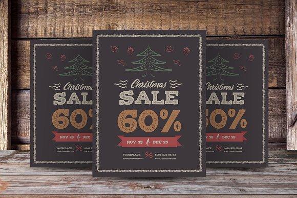 Christmas Discounts Sale