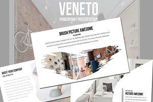 VENETO Google Slide Presentation