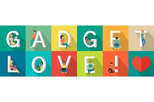 Gadget Love Banner