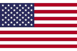American national United States flag