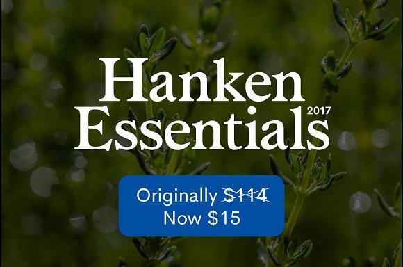 Hanken Essentials 2017