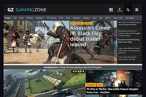 GamingZone Gaming News Magazine