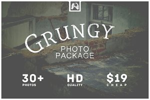 Grungy Photo Pack