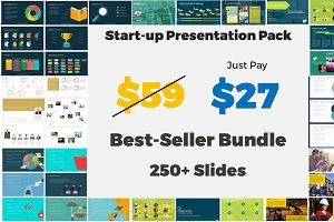 Start-up Mega Presentation Pack