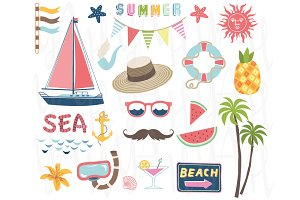 Nautical Summer Collections