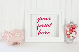 2 Pack! Styled Stock Photo - Pink