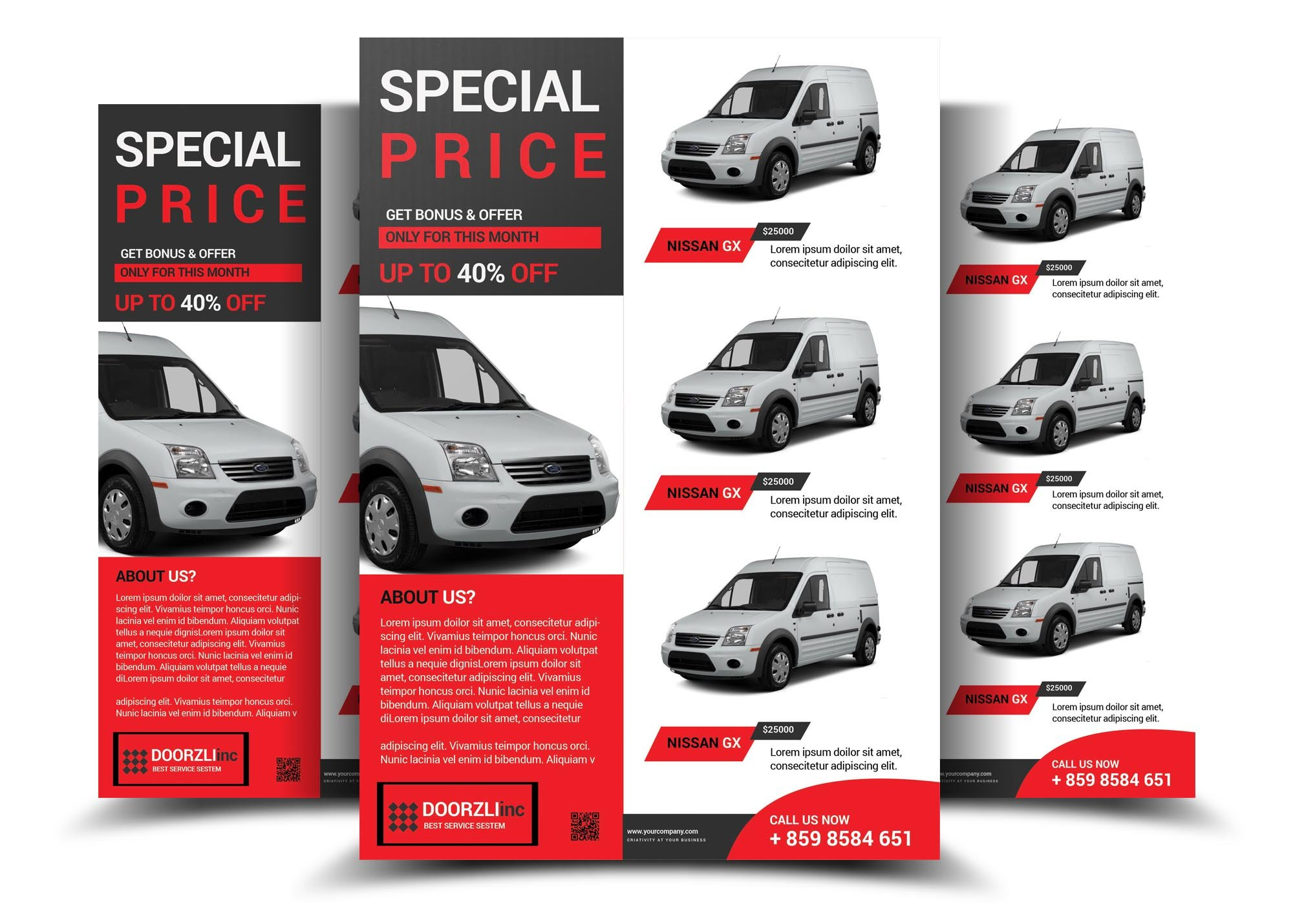 Car Sale Flyer ~ Flyer Templates ~ Creative Market
