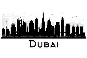 Dubai UAE City skyline