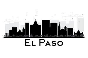 El Paso City skyline