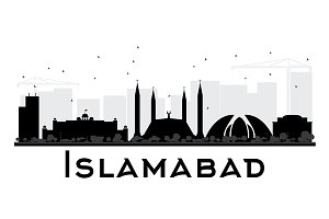 Islamabad City skyline