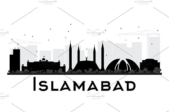 Islamabad City Skyline