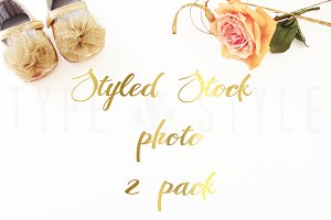 2 Pack! - Styled Stock Photo