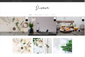 Vivona - Responsive Blog Wordpress