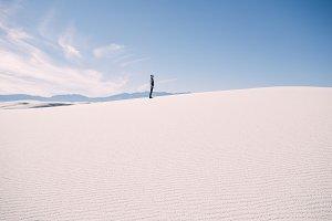 White Sand Dreaming