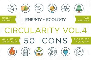 Circularity Icons Volume 4