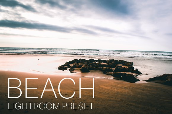 Beach Lightroom Preset