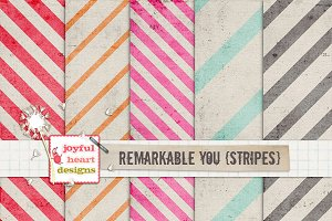 Remarkable You {stripes}
