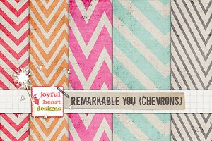 Remarkable You {chevrons)