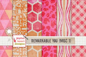Remarkable You {misc.}