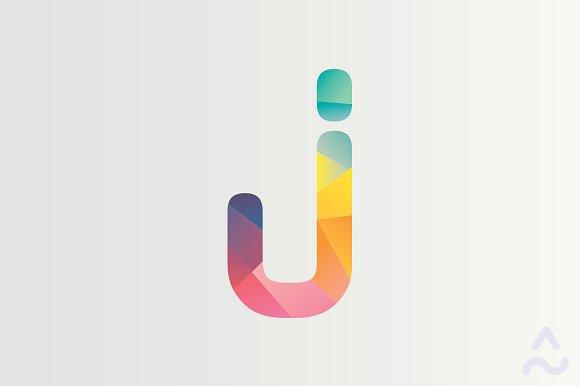 J Letter For Logo