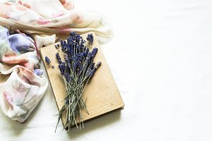 Lavender Styled Photo