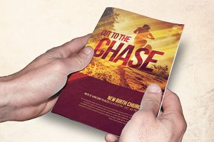 Cut to the Chase Church Bulletin